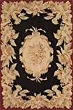 6'0'' X 9'1'' French Tapestry Traditional Area