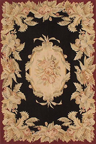 6'0'' X 9'1'' French Tapestry Traditional Area by CarPet