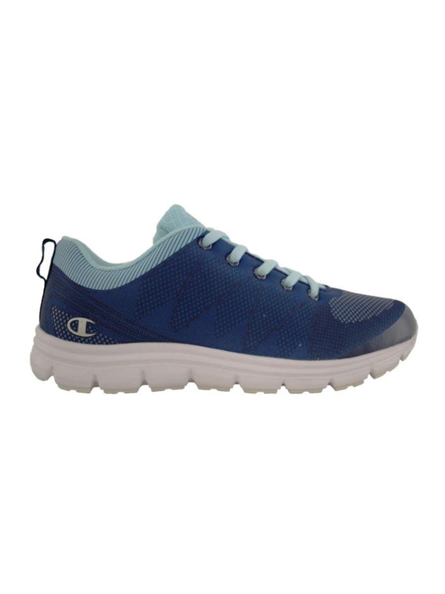Champion - Zapatillas de gimnasia de goma para mujer 36 EU|turquesa