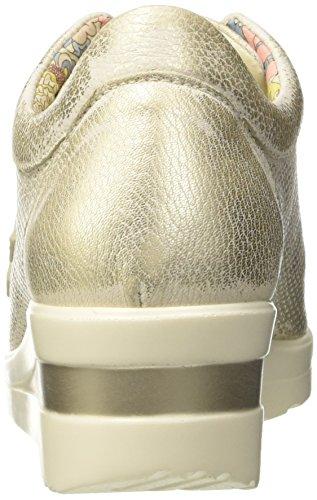 Melluso Damen R20110 Low-Top Oro (Cometa)