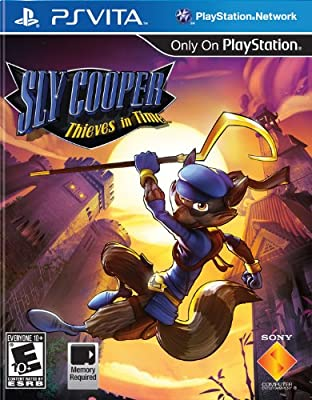 Sly Cooper Thieves In Time by Sony Computer Entertainment