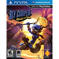 PSV - Sly Cooper: Thieves in Time