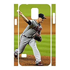 Classic Personalized Baseball Player Skin Print Handmade Phone Cover for Samsung Galaxy S5 I9600 Case by Maris's Diary