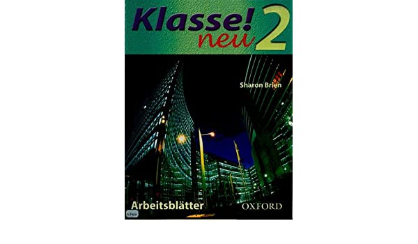 Klasse! Neu: Part 2: Copymasters: 9780198406532: Amazon.com: Books