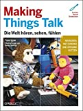 img - for Making Things Talk (Make) by Tom Igoe (2012-05-07) book / textbook / text book