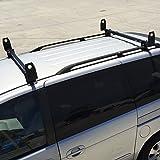 Apontus 60'' Roof Mount Van Steel Ladder Rack