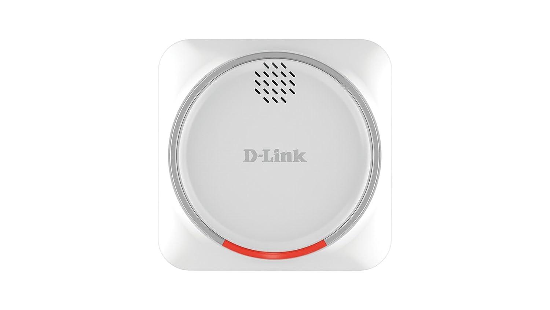 D-Link DCH-Z510 - Sirena/Alarma Z-Wave Plus, hogar Conectado, con notificaciones a móvil por App Gratuita mydlink Home para iOS y Android