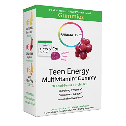 Rainbow Light Energy Gummy Multivitamin product image