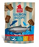 PLATO Dog Treats - Natural Salmon - Pet Treats, All-Natural, Non-GMO, No Artificial Flavors, or Preservatives, Made in the USA
