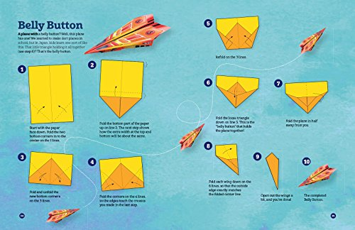ultimate paper airplanes for kids the best guide to paper import