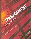 Management, Don Hellriegel and John W. Slocum, 0201040700