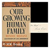 img - for Our Growing Human Family book / textbook / text book