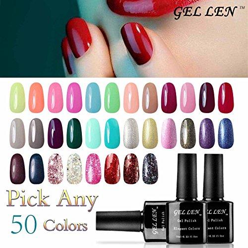 nail art polish 50 color - 7