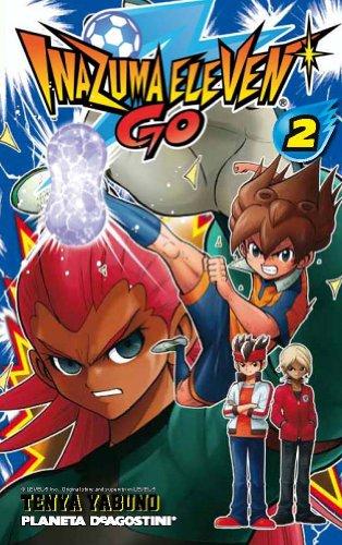 Descargar Libro Inazuma Eleven Go - Número 2 Tenya Yabuno