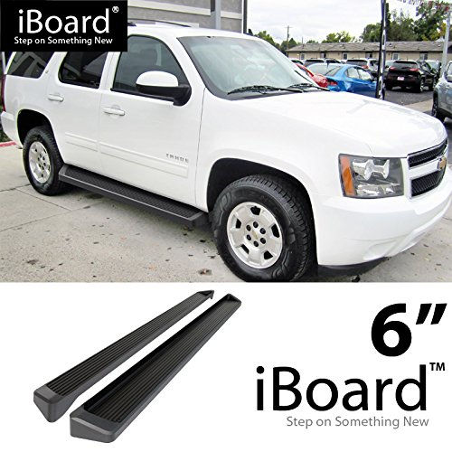 - Off Roader for 2005-2018 Chevy Tahoe/GMC Yukon Sport Utility 4-Door & 2002-2006 Avalanche Crew Cab (Nerf Bar | Side Steps) 6