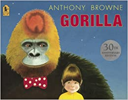 Gorilla: Amazon.co.uk: Anthony Browne: 9780606351508: Books