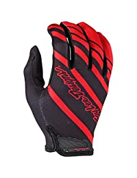 Troy Lee Designs Air Streamline Mens Offroad Gloves Red/Black XXL