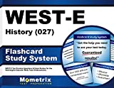 WEST-E History (027) Flashcard Study System: WEST-E Test Practice Questions & Exam Review for the Washington Educator Skills Tests-Endorsements (Cards)