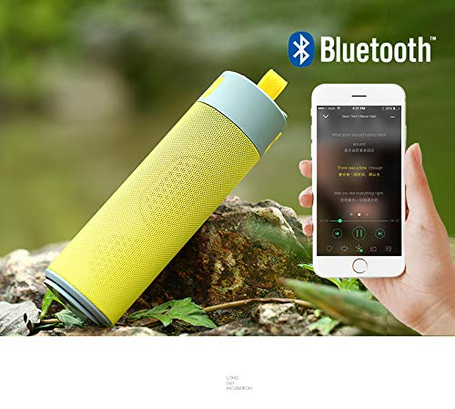 Coohole-Eletronic Speaker Multifunction Selfie Stick Flashlight Hands-Free Outdoor Sport powerbank Chargeable Camping Beach Pool Superior - Laptop Compatible 01