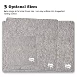 """OHOCO Wool Pressing Mat for Quilting - 17"""" x"""