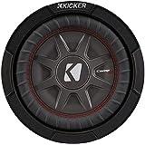 Kicker CompRT 8 1-Ohm Subwoofer