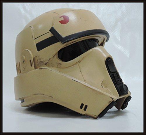 Scarif Shoretrooper/Stormtrooper Life Size Helmet Star-Rogue One/1-Wars Prop