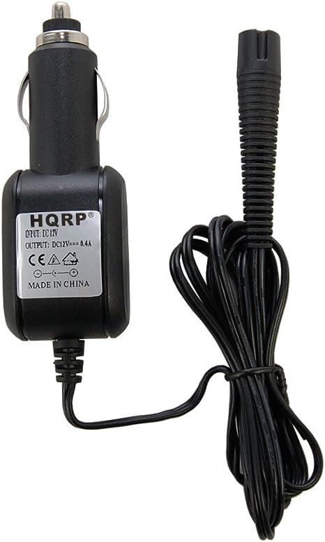 Amazon.com: HQRP – Cargador de Coche para Braun Series 7 ...