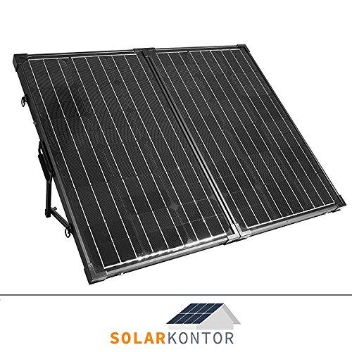 WATTSTUNDE® 120W Solarkoffer MONO WS120SK-S
