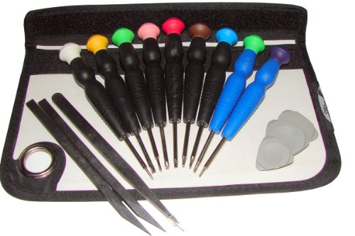 Silverhill Tools ATKPRO Toolkit for MacBook Pro computers