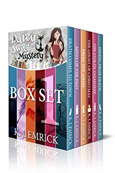 Darcy Sweet Mystery Box Set One: Books One to Six by [Emrick, K.J.]