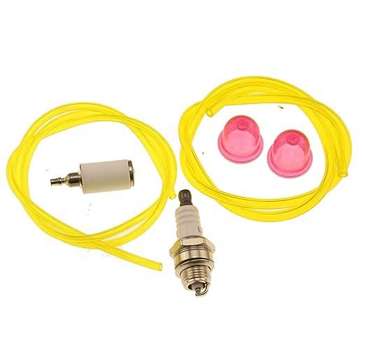 HIPA 530095646 Filtro de combustible con Bujía pera de ...