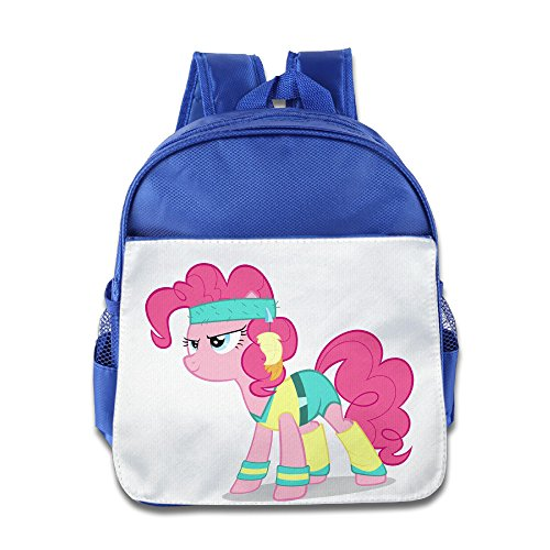 KIDDOS Infant Toddler Kids Fighting Horse Backpack Bag, RoyalBlue - Sesame Street Aliens Costumes