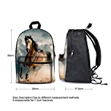 Children Laptop Bag Age7-16 Canvas 15 Inch