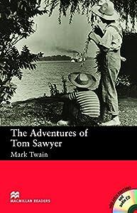 Paperback The Adventures of Tom Sawyer (Macmillan Reader) Book
