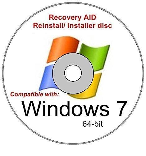 Windows Ultimate 64 bit Full install