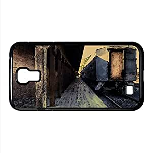 Old Railway Station Watercolor style Cover Samsung Galaxy S4 I9500 Case