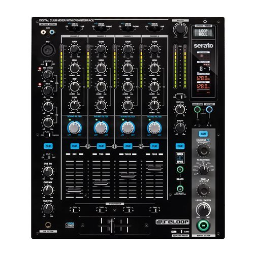 Reloop RMX-90 DVS Digital Club Mixer for Serato DJ