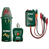 Extech CB10 Circuit Breaker Finder with Remote and Local Continuity Tester