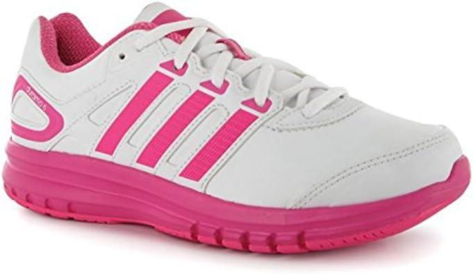 adidas - Zapatillas de running para niña, color Blanco, talla 30,5 EU niños: Amazon.es: Zapatos y complementos