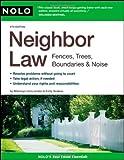Neighbor Law, Cora Jordan and Emily Doskow, 1413307515