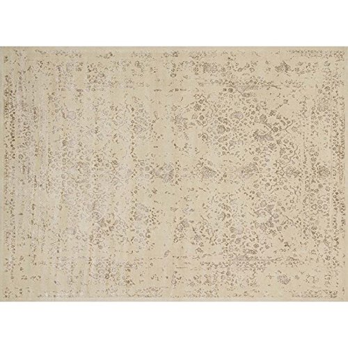 Loloi Rugs, Journey Collection - Ant Ivory / Mocha Area Rug, 3'-3