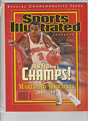 Sports Illustrated Presents Maryland Terrapins 2001 2002 National Champions