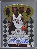 DeMar DeRozan (Basketball Card) 2009-10 Crown Royale - [Base] - Rookie Signatures [Autographed] Without Serial Number #130