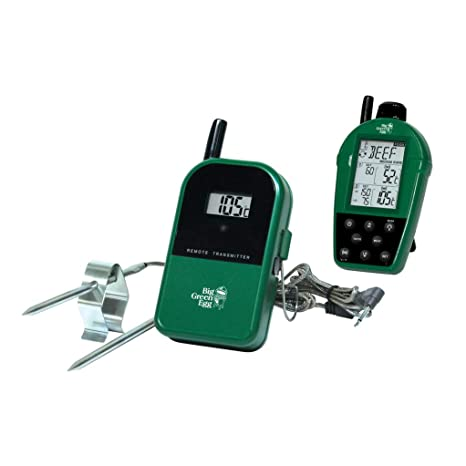 Green Egg Prijs.Big Green Egg Dual Probe Wireless Thermometer Et734