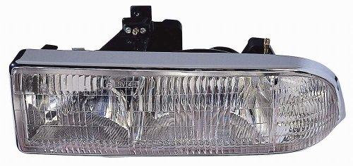 Depo 332-1164L-PCU Chevrolet Blazer/S10 Driver Side Repla...