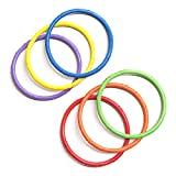Swimming Pool Diving Rings (Set of 6)