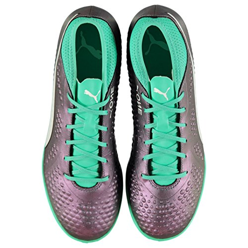 Blanc Hommes One Puma Pour Tt Biscaygreen De 4 Chaussures Footbal Syn wXvq66I