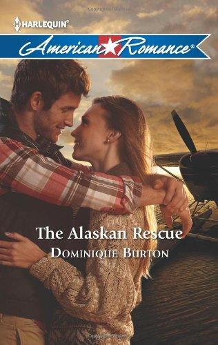 book cover of The Alaskan Rescue