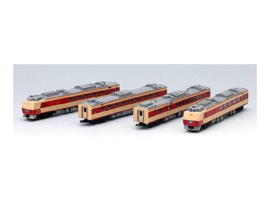 TOMIX Nゲージ キハ183-0系 基本4両 92345 鉄道模型 ディーゼルカー B001B3C2DS