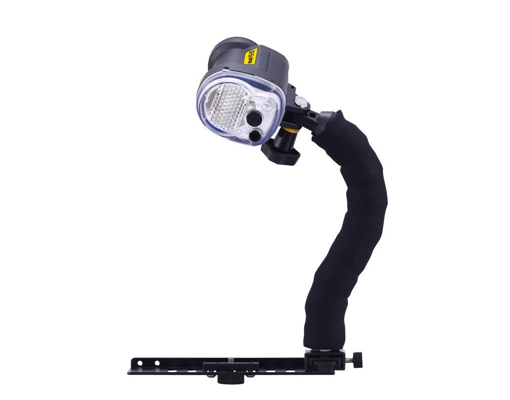 YS-03- Underwater Light pkg w/Mount - Sea & Sea Universal Lighting System